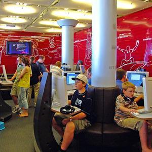 Интернет-кафе Мещовска