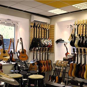 Музыкальные магазины Мещовска