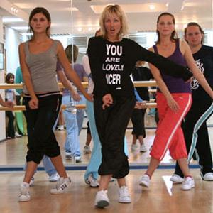 Школы танцев Мещовска