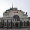 Железнодорожные вокзалы в Мещовске