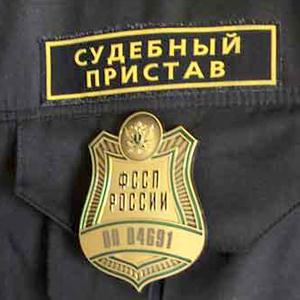 Судебные приставы Мещовска