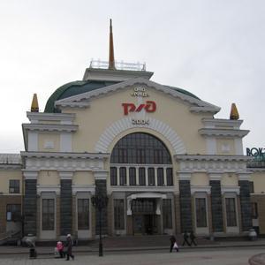 Железнодорожные вокзалы Мещовска